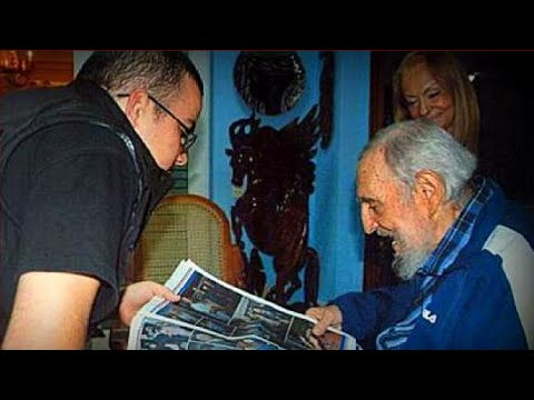 Cuba Publishes First Photos of Fidel Castro in 6 Months | News & Politics
