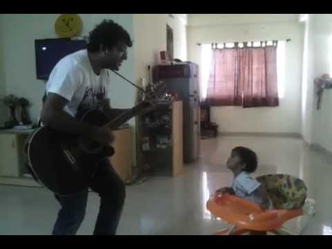 Ninnindale & Tumse yun Milenge...My performance for my daughter...
