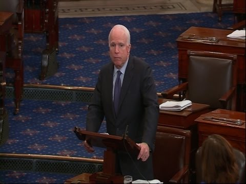McCain: CIA Tactics 'stained Our National Honor'