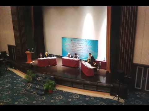 DEBAT POLITEKNIK MALAYSIA 2014 Part 1 : PTSB VS PUO