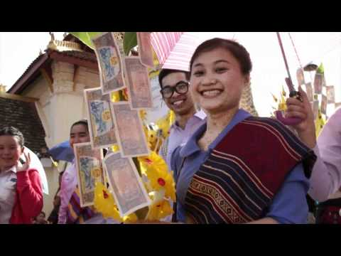 Visit Laos Year 2012: Laos Travel Guide Video - Laosz utazás