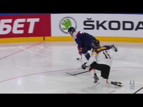 чм по хоккею 2017 Словакия Германия