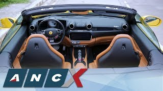 Inside the Ferrari Portofino | ANC - X Rev
