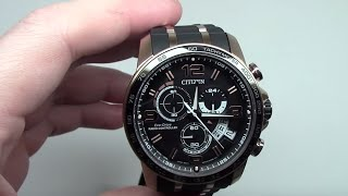 Citizen Eco-Drive Chrono Time A-T Limited Edition Men