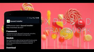 How to install Xposed Framework alpha on Android 5.0 Lollipop