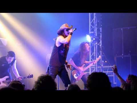 Skid Row - New Generation (Live - Hard Rock Hell, Prestatyn, Dec 2010) [HD]