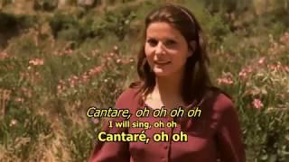 Volare - Dean Martin (LYRICS/LETRA) [50s] (+ Godfather Sicily scenes)