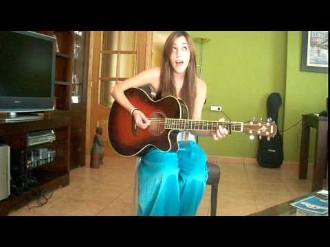 Ella no sigue modas- Juan Magan (Cover fiestas Santa Pola 2011) Xandra Garsem