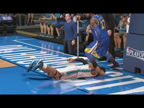 NBA 2K14 My Career Currys Crossover S2SFG3 PS4
