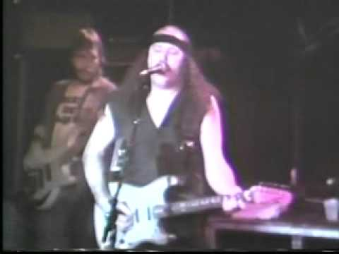 OUTLAWS - GhostRiders in the Sky - Live at the Bayou in the 80's!