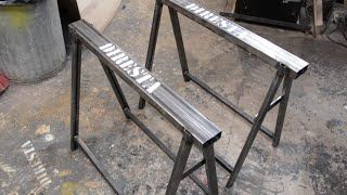 ✔ DiResta Steel SawHorses
