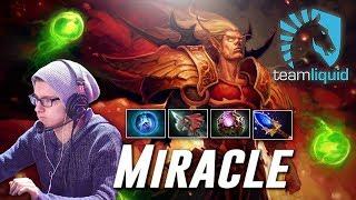 Miracle Invoker The Pianist - Dota 2 Pro MMR Gameplay