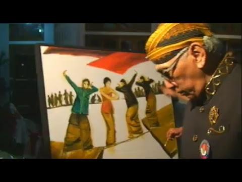 TaBuRaSa Live Stream @ Hartono @  EKSPRESI LOCAL GENIUS TAYUB @Wisma Perdamaian@ 17 November 2017
