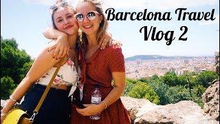 13. Barcelona Travel Vlog Part 2 | Charlotte Snowball