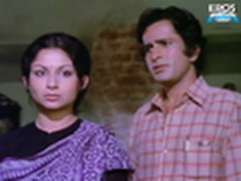 Shashi Kapoor Gets Possessive About Sharmila Tagore -  Anari