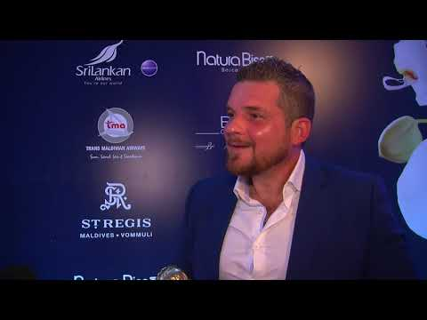 Cosmin Muntean, manager, Etihad Abu Dhabi Lounges