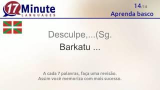 Aprender basco (vídeo-aula grátis!)