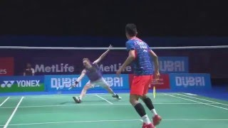 Dubai World Superseries Finals 2015 | Men