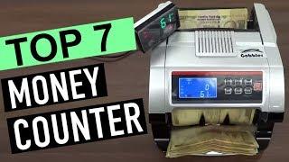 BEST 7: Money Counter 2018