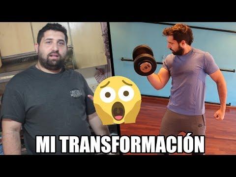Mi Transformación Corporal | Epic Body Transformation | JuanMa Paradiso
