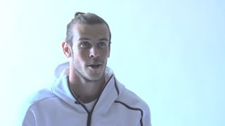 Quickfire Questions With Gareth Bale | Talks Ronaldo, Madrid And Wales