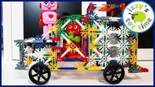 Toys and Cars for Kids! K'NEX AMBULANCE! Fun Toys for Kids!