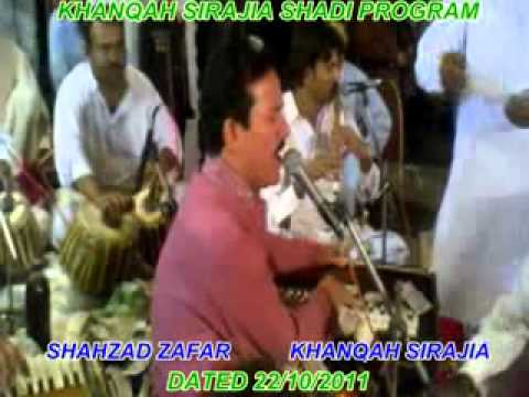 Atta Muhammad Khan Niazi IN KHANQAH SIRAJIA SHADI PROGRAM SONG...