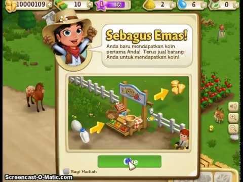 Chaet Gold Farm Ville 2 100 work