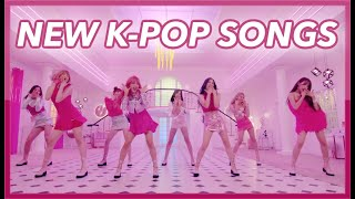 NEW K-POP SONGS | JULY 2019 (WEEK 2)