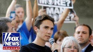 Parkland, Florida shooting survivors demand gun laws change