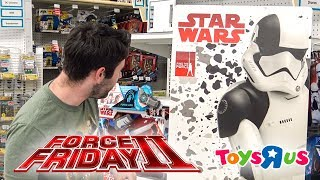Force Friday II @ Toysrus (Star Wars The Last Jedi LEGO Sets)
