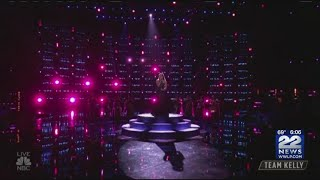 Download Lagu Longmeadow's Brynn Cartelli another step closer to NBC's 'The Voice' finale Gratis STAFABAND