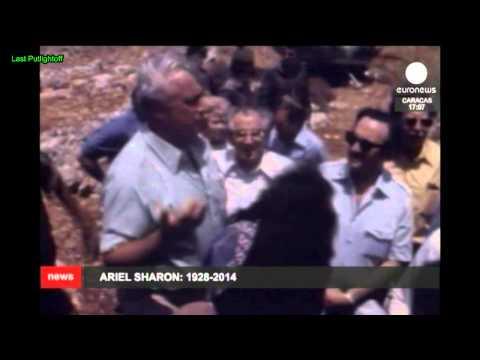 Ariel Sharon (Ariel Sheinerman) gestorben