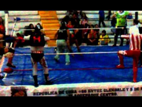 Arena tlaquepaque 22/02/2015