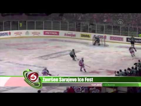 Završen Sarajevo Ice Fest - Kanal 6 Sport