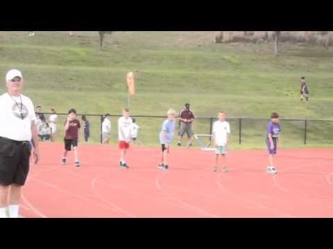 Brandon's track @ Real Life Christian Academy 2011