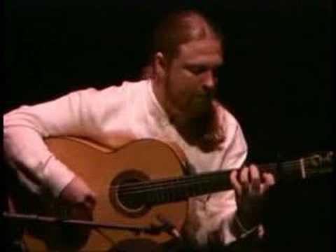 Rachel Camela (Alegrias) - Jason McGuire - Flamenco Guitar