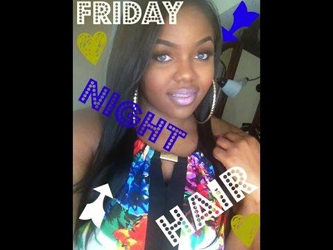 HAIR  Friday Night Hair GLS 11 Initial Review ❤