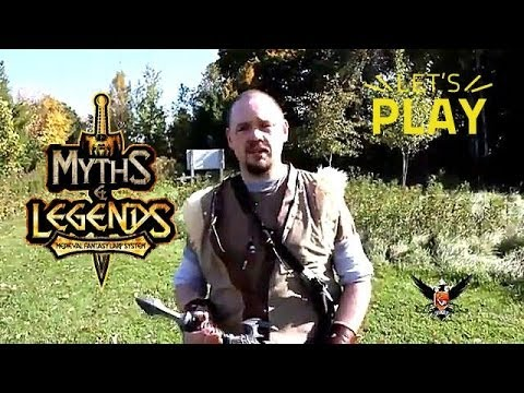 Larpcraft How To LARP Video Series - Things to Know Before LARPing
