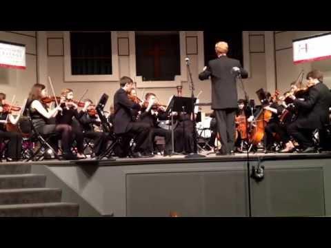 Bentonville High School Chamber Orchestra, Spring Festival, Nashville, TN