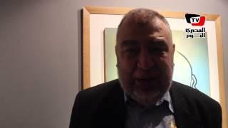 محمد عبد القدوس يشارك بالحضور فى معرض فاروق حسنى