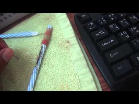 ปืนปากกา (แก๊ป) ไทยประดิษฐ์ 01 วิธีทำ