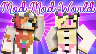 Girls of Cat Science   Minecraft Mod Mod World