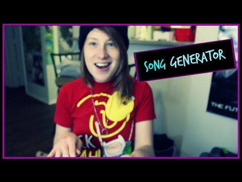 Song Generator!