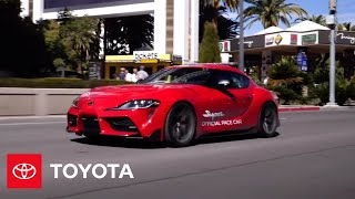 Supra Returns | 2020 Toyota Supra | Toyota Racing Development