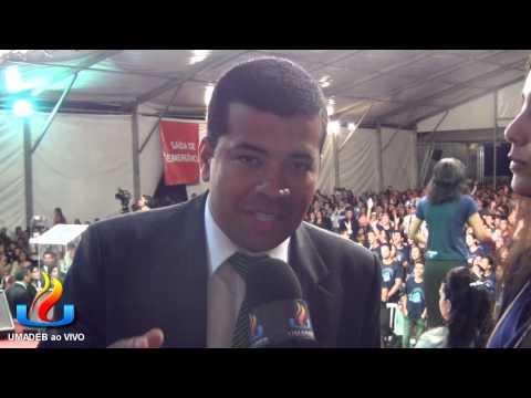 UMADEB 2013   Dia 10 02   Entrevista Pb  Denis Alves
