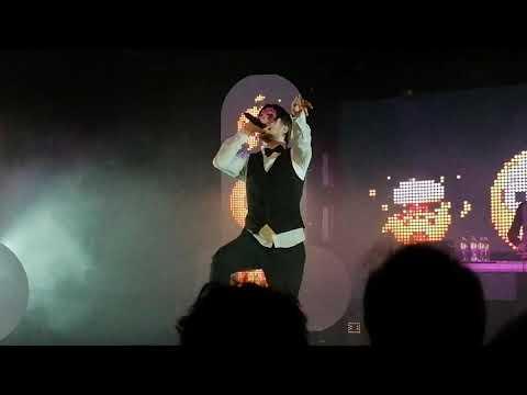 Krúbi - Üzenetek (ft. Killakikitt) - Akvárium Klub, Budapest 2020/01/25