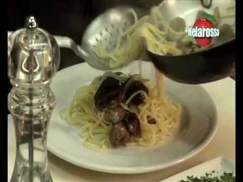 SPAGHETTI CON LE VONGOLE