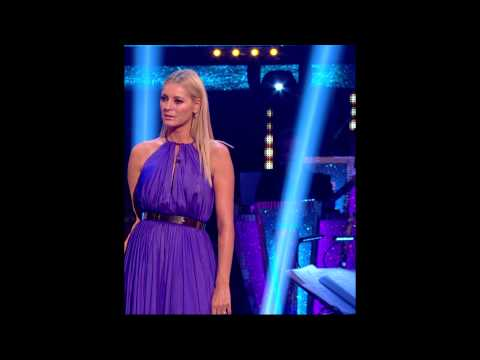 Tess Daly   Strictly 28 9 13