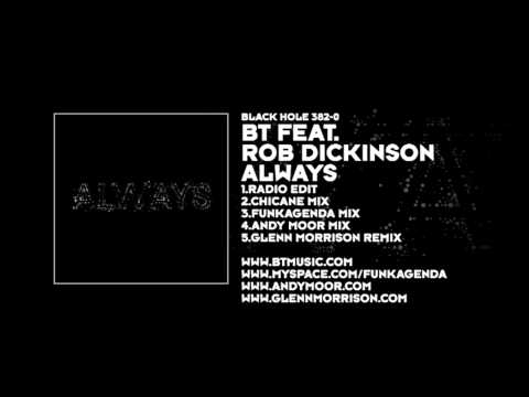 BT featuring Rob Dickinson - Always